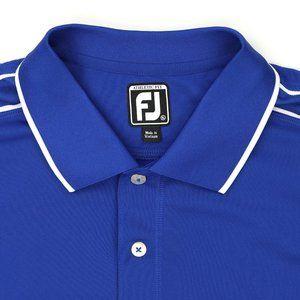 FootJoy FJ Athletic Fit Short Sleeve Golf Polo XL